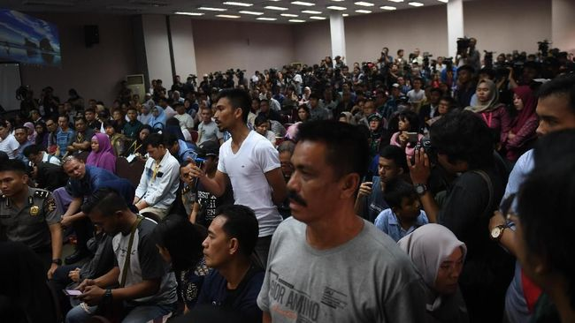 Keluarga Korban Lion Air Gelar Aksi Damai di Istana Hari Ini