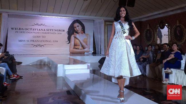Mengintip Persiapan Indonesia ke Miss Supranational 2018