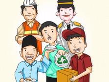 Tenaga Kerja Asing di RI Meroket 38%, Terbanyak dari China!