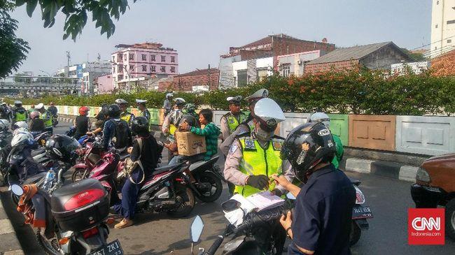 Hari Ini Operasi Patuh Jaya 2019 Digelar di 37 Titik Lokasi