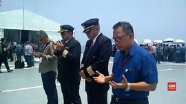 VIDEO: Suasana Haru Doa Bersama di Lokasi Jatuh Lion Air