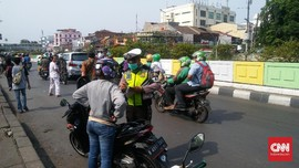 Polda Metro Gelar Operasi Zebra Sasar Pengendara Tanpa SIM