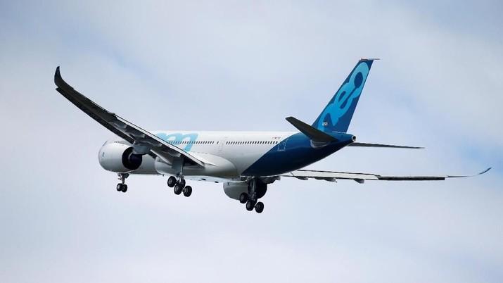 Ada Dugaan Skandal Korupsi, Saham Airbus Anjlok 9%