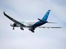 Makin Moncer, Airbus Terima 300 Pesanan Pesawat dari China