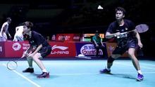 Tontowi/Liliyana Lolos ke Babak Kedua Indonesia Masters 2019