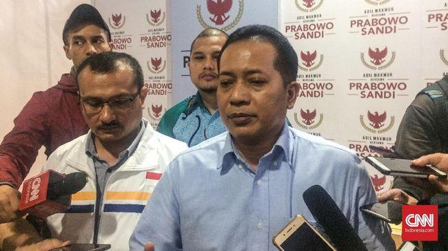 Gerindra soal GP Ansor: Kelompok Penista Agama ke Satu Capres