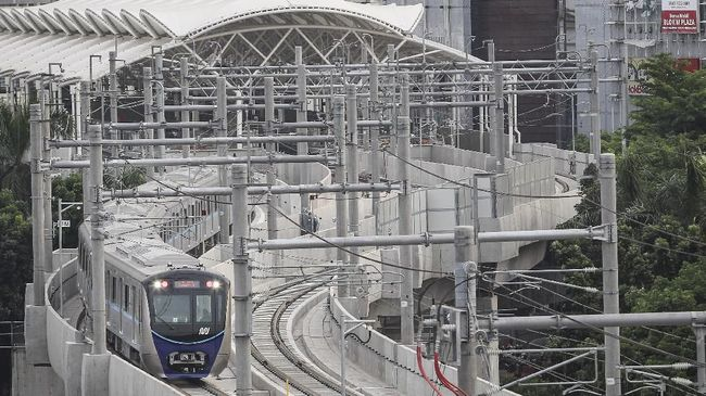Anies Ingin Depo MRT Kampung Bandan Dipindah ke Stadion BMW