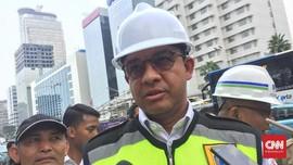 Proyek Skybridge Molor, Anies Panggil Dirut Sarana Jaya