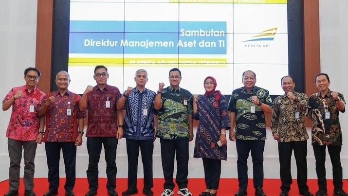 PT Kereta Api Indonesia (Persero) resmi memiliki Direksi baru.
