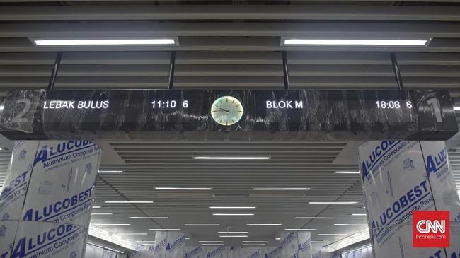 MRT fase 2 rencananya akan diperpanjang dari semula hanya rute Bundaran HI ke Stasiun Kota, menjadi ke Stadion BMW, Jakarta Utara (CNNIndonesia)