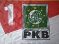 PKB Pakai Bendera Baru, Kombinasi Logo Partai dan Merah Putih