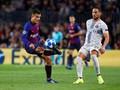 Messi Kesal Coutinho Jadi Cadangan di Barcelona