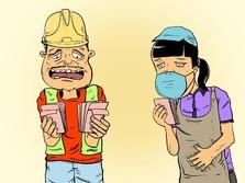 Berapa Gaji Rata-rata Pria dan Wanita di Indonesia?