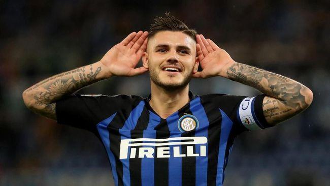 Icardi Ancam Terima 'Gaji Buta' di Inter Milan