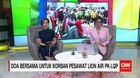 Upacara Doa Bersama Untuk Korban Lion Air