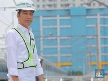 Jokowi Mau MRT Rute HI-Ancol Mulai Dibangun Awal 2019