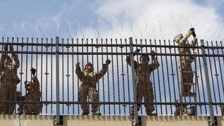 Pentagon Setujui Tambah Pasukan AS di Perbatasan Meksiko