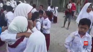 VIDEO: Lombok Timur Kembali Diguncang Gempa 4,6 SR