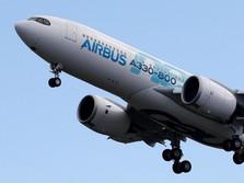 AirAsia X Pikirkan Tukar Airbus Besar ke Tipe Lebih Kecil