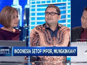 Indonesia Setop Impor, Mampukah?