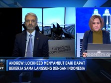 Wawancara Khusus VP Regional Executive Asia Lockheed Martin