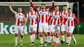 Liverpool Dikalahkan Red Star Belgrade 0-2