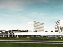 Salip Changi, RI Bangun Bandara Terbesar di ASEAN