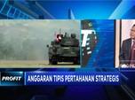 Anggaran Tipis Pertahanan Strategis