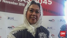Yenny Wahid: Ma'ruf Penyeimbang Perspektif Jokowi dalam Debat