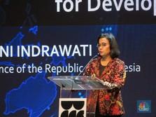 Sri Mulyani Ibaratkan Perempuan-Lelaki Bagai Sepasang Sepatu