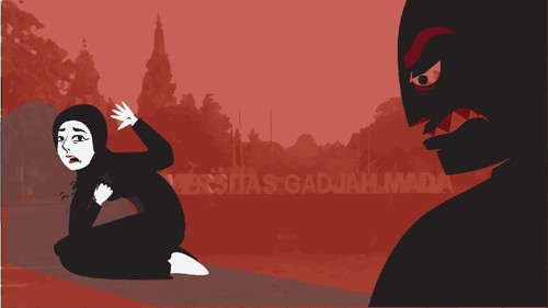 Isu Pemerkosaan Mahasiswi UGM