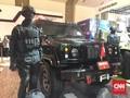 SUV Asal Bandung untuk Melindungi Jokowi dari Terorisme