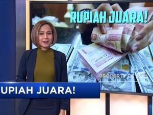 Rupiah Jadi Raja Asia!