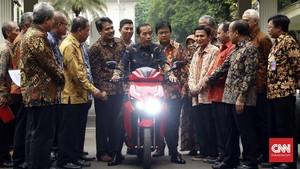 100 Unit Gesits Pesanan Jokowi 'Istimewa'