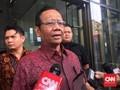 Mahfud: Salah Ketik Omnibus Law Ciptaker Diperbaiki di DPR