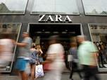 Krisis Corona, Zara Rugi Besar Rp 6 T Dalam Tiga Bulan