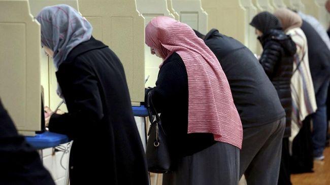 Dua Muslimah Menang Pemilihan Kongres AS