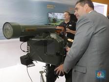 Impor Senjata Meroket Ribuan Persen di Maret 2020