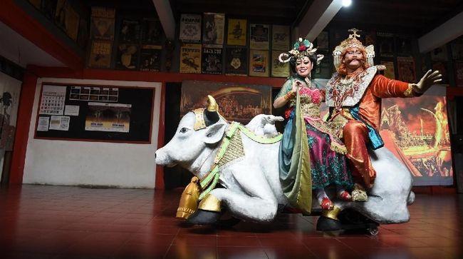 Teater Koma Siap Pentaskan Roman Mahabarata