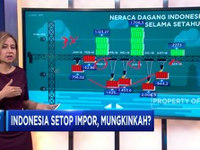Indonesia Setop Impor, Mungkinkah?