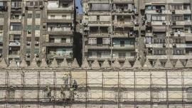 FOTO: Membangun Kembali Masjid di Atas Tanah Konflik