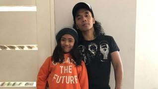 Kaka 'Slank' dan Akte Lahir Anak dalam Bentuk Tato