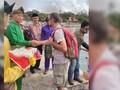 Pelayar Asal Jerman Terpesona Budaya Indonesia