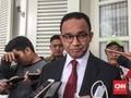Anies Pertanyakan Kuesioner Survei Jakarta Kota Intoleran