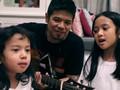 VIDEO: Baim 'The Dance Company' Berbagi Musik dengan Anak