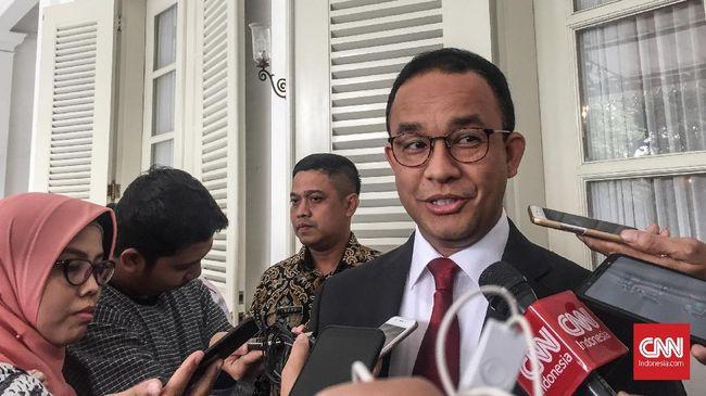 Blusukan ke Transjakarta, Anies Dikritik Warga Soal Macet