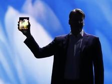 Ponsel Lipat Samsung Bakal Dibandrol Rp 26 Juta/Unit?