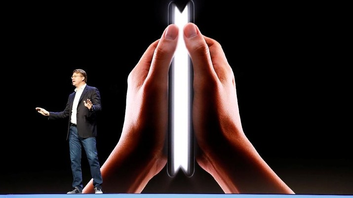 Ingin Beli Samsung Galaxy Fold? Siapkan Rp 27,7 Juta