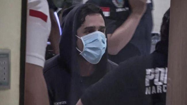 Claudio Martinez Ditangkap, Polisi Temukan Ganja di Lemari