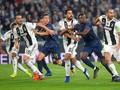 Juventus vs Manchester United Imbang di Babak Pertama